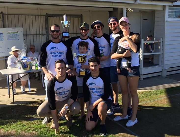 the nundah cup loving community celebrates fifth year mortgage choice brisbane north champions toombul croquet centre champagne